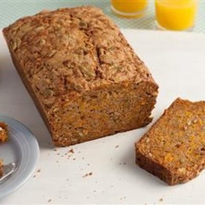 pão de abóbora seminole