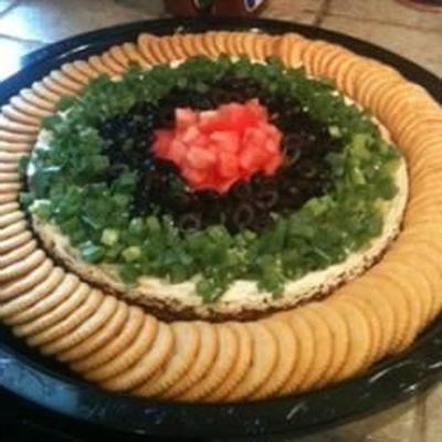 cheesecake de aperitivo do sudoeste