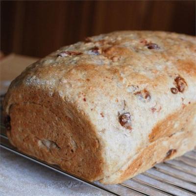 data e pão de nozes