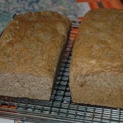 pão de centeio sourdough polonês