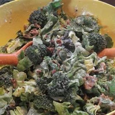 salada de fazendeiro