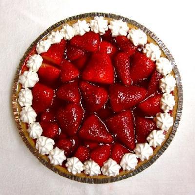 torta de morango fresca iii