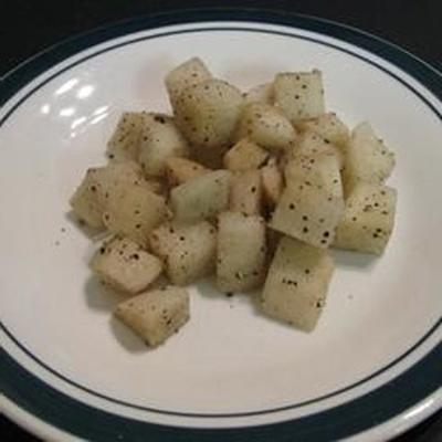durante a noite chinese daikon rabanete pickles
