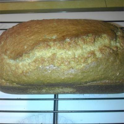 pão rápido de Páscoa doce