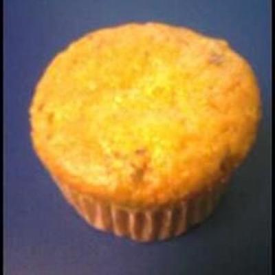 muffins de data laranja