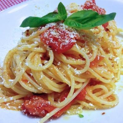 espaguete de cebola
