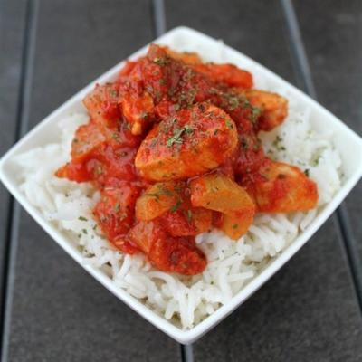 peru e arroz rápidos
