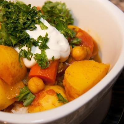 legumes ao curry