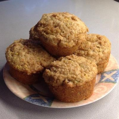 muffins de abobrinha super duper