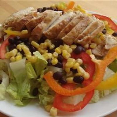 salada caesar do sudoeste