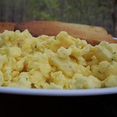 ovos mexidos gregos