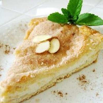 cheesecake de canela sem complicações