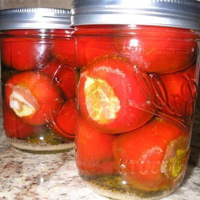 poppers de pimenta cereja