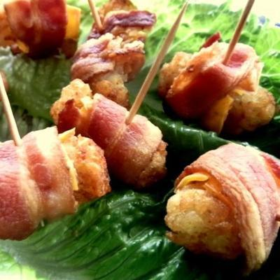 bacon tater tater tots