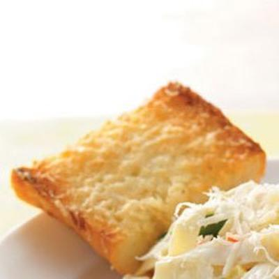 pão de alho parmesão