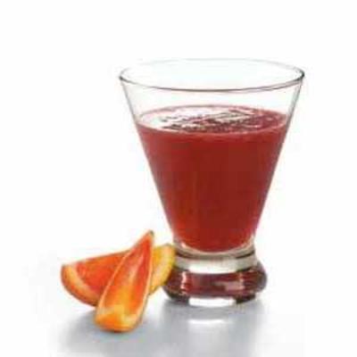 soco de baga de laranja de sangue