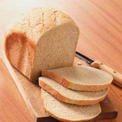 pão de trigo de mostarda