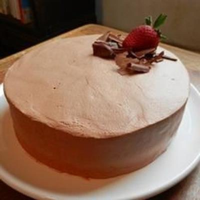 bolo de chocolate serano