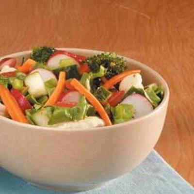 a super salada de ladonna