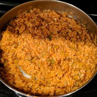 meu arroz mexicano favorito