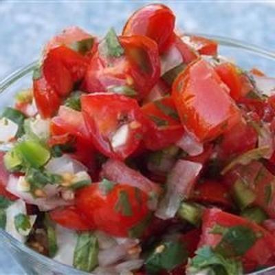 cinco de maio salsa cruda