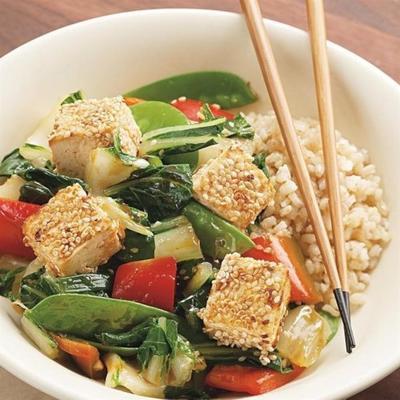 tofu chanpuru