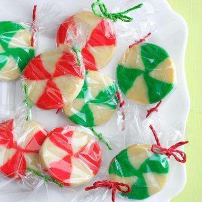 bolinhos de doces de hortelã