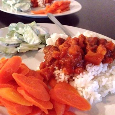 nabo stew-arabic estilo