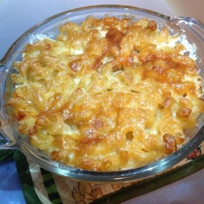 mac e queijo assar