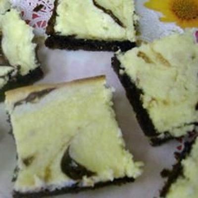 brownies de cream cheese ii