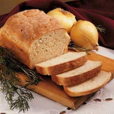 pão de erva de cebola