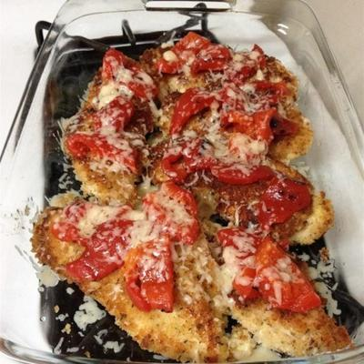 frango frito italiano de karen