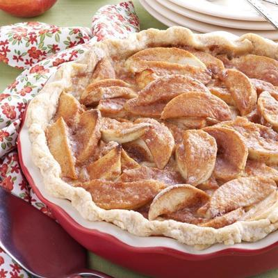 torta de maçã alemã