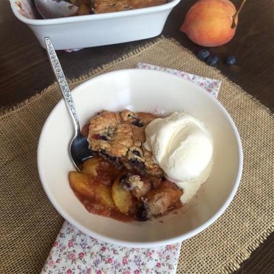 muffin de pêssego muffin de mirtilo sem glúten
