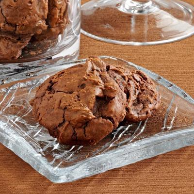 bolinhos de menta de chocolate ultrajante
