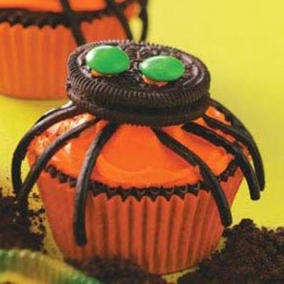 bolinhos de aranha doce