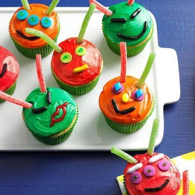 cupcakes de fora do mundo