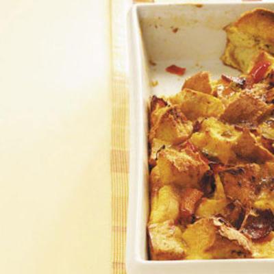 estratos de bacon chili