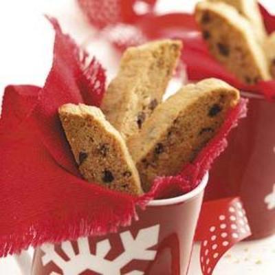 biscoito de lascas de amêndoa de caramelo