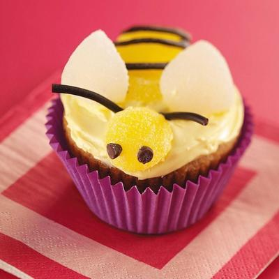 abelhas de banana
