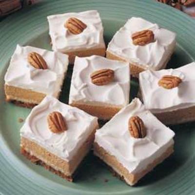 torta de abóbora de velma