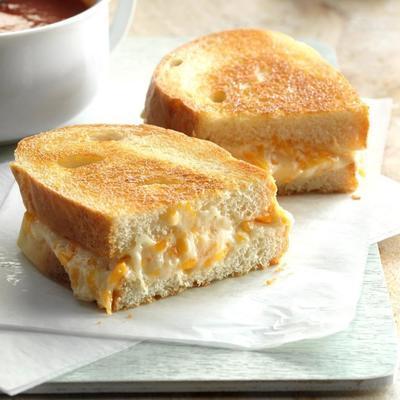 o melhor queijo grelhado
