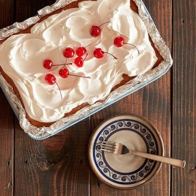 bolo de tres leches de reynolds wrap®
