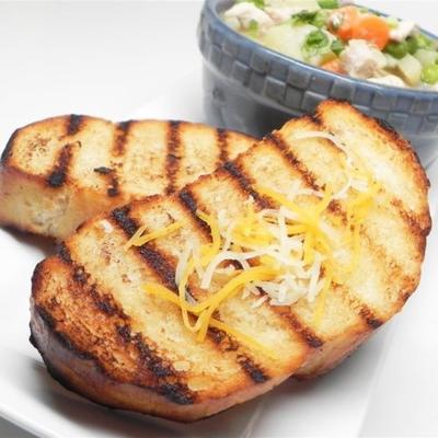 pão de alho (molho de alho)
