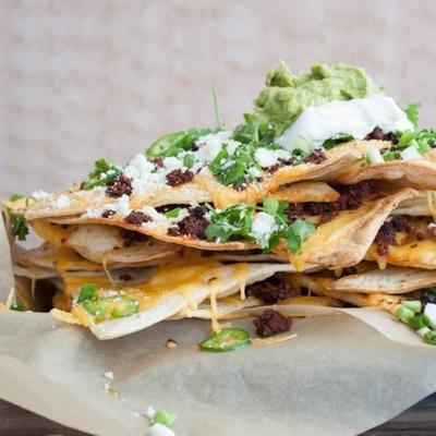 nachos gigantes