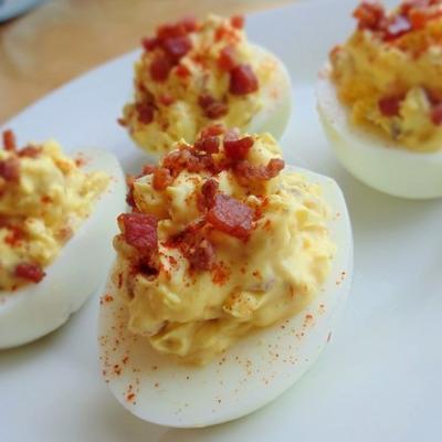 simplesmente os melhores ovos cozidos