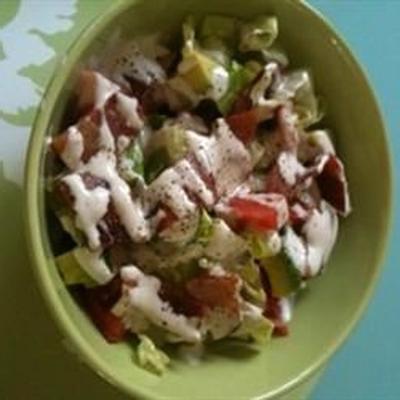 salada rápida e fácil