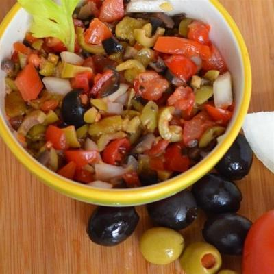 salsa azeitona fabulosa por james