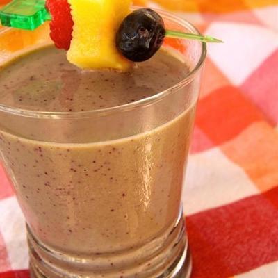 escolha de crianças smoothie de abacaxi healthilicious