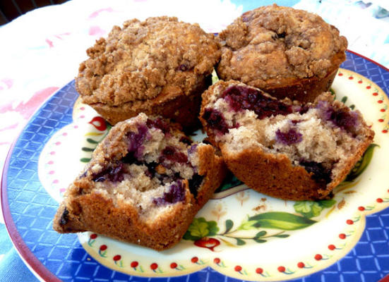 muffin de loja de muffin kittencal ou muffins de morango